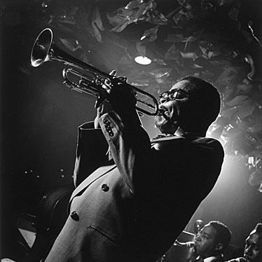 Dizzy Gillespie, Salt Peanuts, Piano