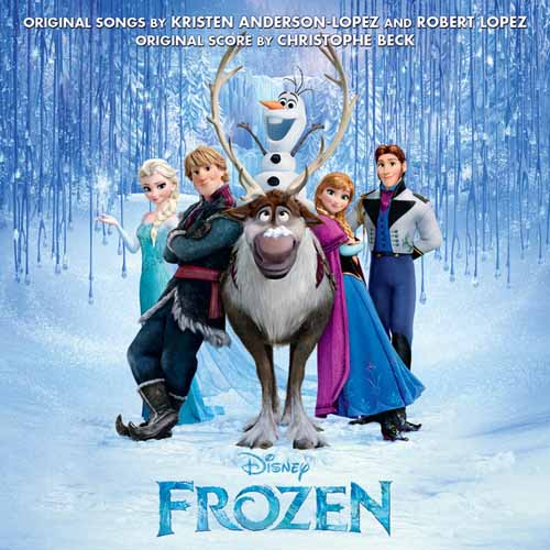 Kristen Bell, Agatha Lee Monn & Katie Lopez, Do You Want To Build A Snowman? (from Disney's Frozen), Piano (Big Notes)