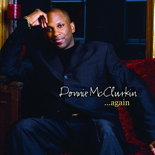 Donnie McClurkin, All I Ever Really Wanted, Piano, Vocal & Guitar (Right-Hand Melody)