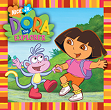 Download Josh Sitron, Sarah Durkee and William Straus 'Dora The Explorer Theme Song' printable sheet music notes, Children chords, tabs PDF and learn this Big Note Piano song in minutes