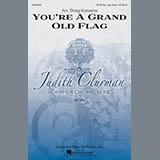 Download Doug Katsaros You're A Grand Old Flag sheet music and printable PDF music notes