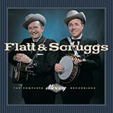 Download Lester Flatt & Earl Scruggs 'Down The Road (arr. Fred Sokolow)' printable sheet music notes, Folk chords, tabs PDF and learn this Solo Guitar Tab song in minutes