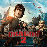Download John Powell 'Dragon Racing (from How to Train Your Dragon 2)' printable sheet music notes, Children chords, tabs PDF and learn this Piano song in minutes