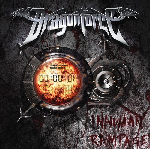 Dragonforce, Through The Fire And Flames, Guitar Tab