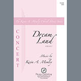 Download Kevin Memley 'Dream Land (arr. Christina Rossetti)' printable sheet music notes, Concert chords, tabs PDF and learn this SSAA Choir song in minutes