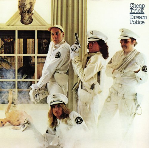 Cheap Trick, Dream Police, Piano, Vocal & Guitar (Right-Hand Melody)