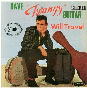 Duane Eddy, Rebel 'Rouser, Piano, Vocal & Guitar (Right-Hand Melody)