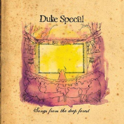 Duke Special, Portrait, Piano, Vocal & Guitar