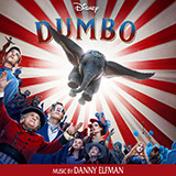 Download Danny Elfman Dumbo's Theme (from the Motion Picture Dumbo) sheet music and printable PDF music notes