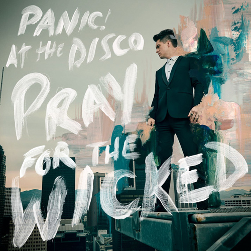Panic! At The Disco, Dying In LA, Piano, Vocal & Guitar (Right-Hand Melody)