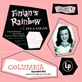 Download E.Y. Harburg Look To The Rainbow sheet music and printable PDF music notes