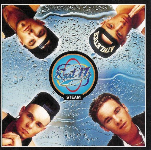 East 17, Be There, Piano, Vocal & Guitar (Right-Hand Melody)