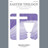 Download Benjamin Harlan 'Easter Trilogy: A Cantata in Three Suites (Chamber Orchestra) - Oboe' printable sheet music notes, Romantic chords, tabs PDF and learn this Choir Instrumental Pak song in minutes