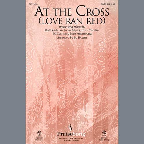 Ed Hogan, At the Cross - Full Score, Choir Instrumental Pak