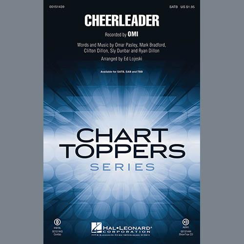 Ed Lojeski, Cheerleader - Bass, Choir Instrumental Pak