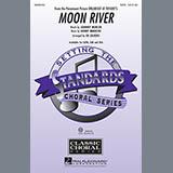 Download Ed Lojeski Moon River sheet music and printable PDF music notes
