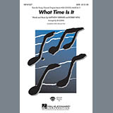 Download Ed Lojeski What Time Is It sheet music and printable PDF music notes