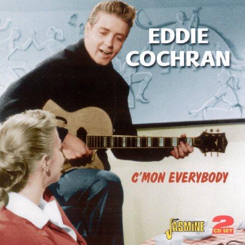 Eddie Cochran, Drive-In Show, Piano, Vocal & Guitar (Right-Hand Melody)