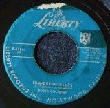 Download Eddie Cochran Summertime Blues sheet music and printable PDF music notes