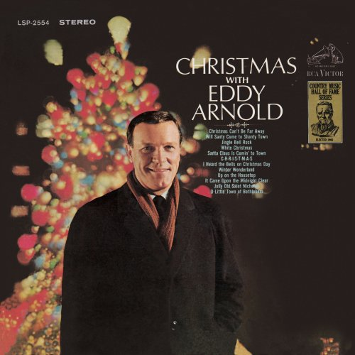 Eddy Arnold, C-H-R-I-S-T-M-A-S, Piano, Vocal & Guitar (Right-Hand Melody)