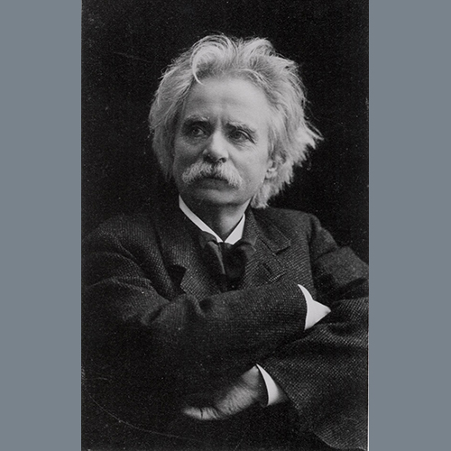 Edvard Grieg, Norwegian Dance, Melody Line & Chords