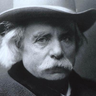 Edvard Grieg, Piano Concerto in G minor (Slow Movement), Easy Piano