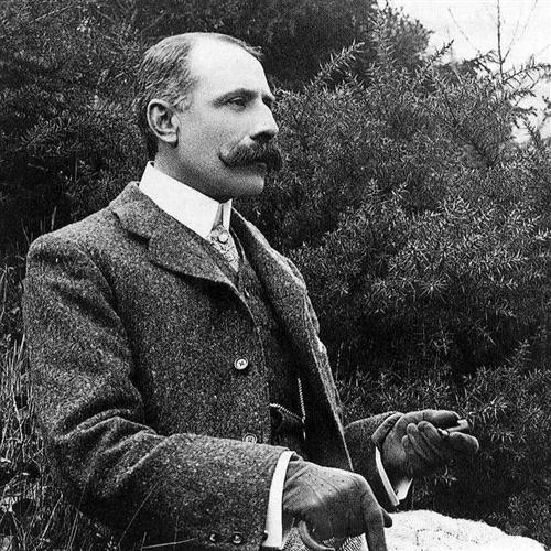 Edward Elgar, Opening Theme from Symphony No.1, Op.55, Easy Piano