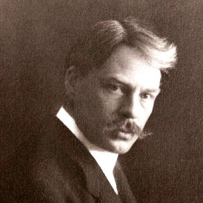 Edward MacDowell, To A Wild Rose, Melody Line & Chords
