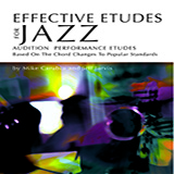 Download Mike Carubia & Jeff Jarvis 'Effective Etudes For Jazz - Trombone' printable sheet music notes, Jazz chords, tabs PDF and learn this Instrumental Method song in minutes