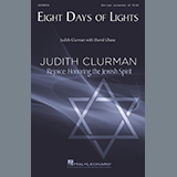 Download Judith Clurman with David Chase 'Eight Days Of Lights' printable sheet music notes, Holiday chords, tabs PDF and learn this SSA Choir song in minutes