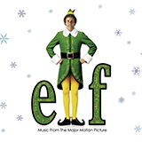 Download John Cardon Debney 'Elf (Main Title)' printable sheet music notes, Film/TV chords, tabs PDF and learn this Piano Solo song in minutes