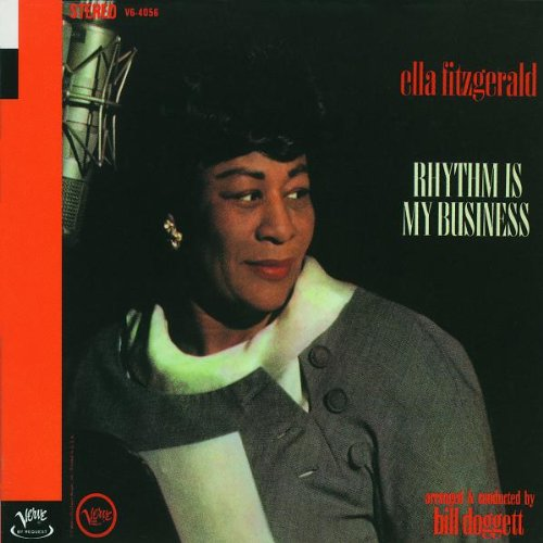 Ella Fitzgerald, Taking A Chance On Love, Piano, Vocal & Guitar (Right-Hand Melody)