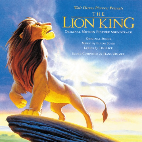 Elton John, Can You Feel The Love Tonight (from The Lion King), Piano (Big Notes)