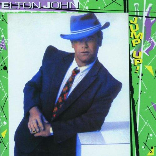 Elton John, Empty Garden, Piano, Vocal & Guitar