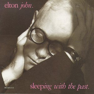 Elton John, Sacrifice, Piano, Vocal & Guitar (Right-Hand Melody)