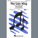Download Elton John The Lion King (Medley) (arr. Mark Brymer) - Synthesizer sheet music and printable PDF music notes