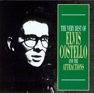 Elvis Costello, Almost Blue, Piano, Vocal & Guitar (Right-Hand Melody)