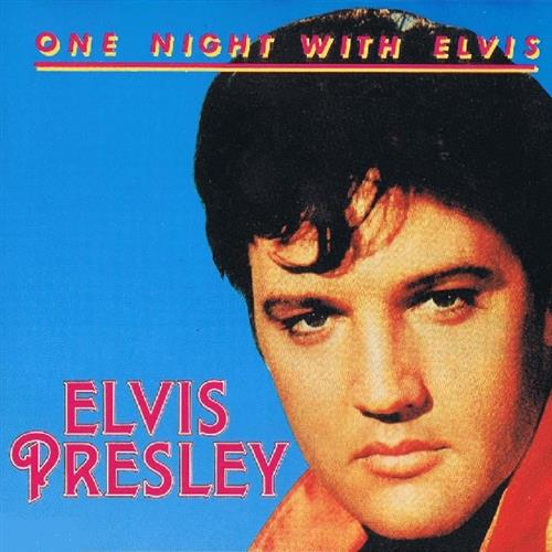 Elvis Presley, (You're So Square) Baby I Don't Care, Melody Line, Lyrics & Chords