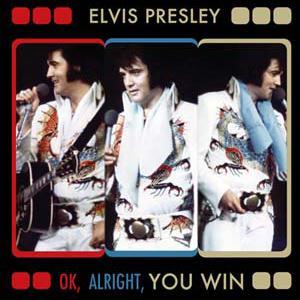 Elvis Presley, Alright, Okay, You Win, Melody Line, Lyrics & Chords