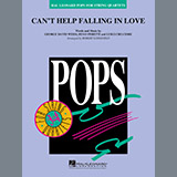 Download Elvis Presley Can't Help Falling in Love (arr. Robert Longfield) - Conductor Score (Full Score) sheet music and printable PDF music notes