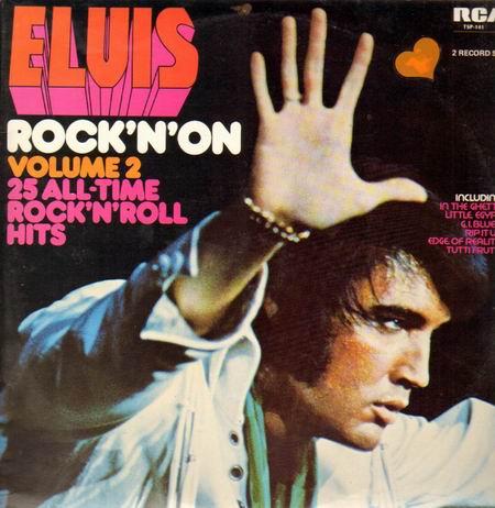 Elvis Presley, One Night, Easy Piano