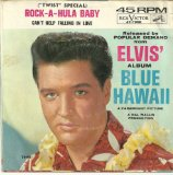 Download Elvis Presley Rock-A-Hula Baby sheet music and printable PDF music notes