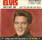 Download Elvis Presley 'She's Not You' printable sheet music notes, Pop chords, tabs PDF and learn this Piano song in minutes