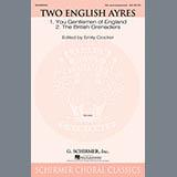 Download Emily Crocker Two English Ayres sheet music and printable PDF music notes