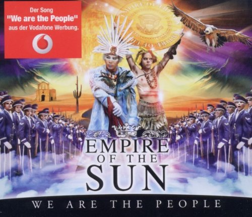 Empire Of The Sun, We Are The People, Lyrics & Chords