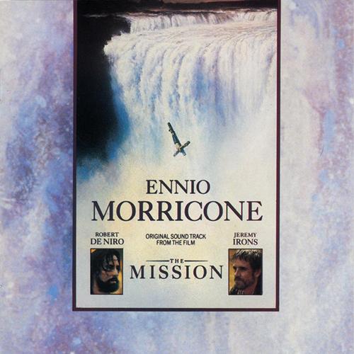 Ennio Morricone, Gabriel's Oboe (from The Mission), Piano