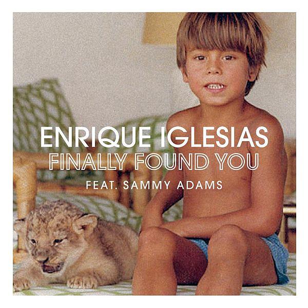 Enrique Iglesias, Finally Found You, Piano, Vocal & Guitar (Right-Hand Melody)