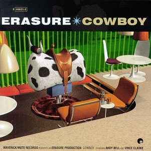 Erasure, Don't Say Your Love Is Killing Me, Piano, Vocal & Guitar (Right-Hand Melody)