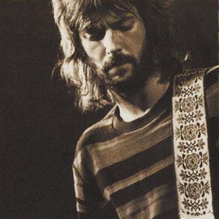 Eric Clapton, Bell Bottom Blues, Piano, Vocal & Guitar (Right-Hand Melody)