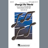 Download Eric Clapton Change The World (arr. Mac Huff) sheet music and printable PDF music notes